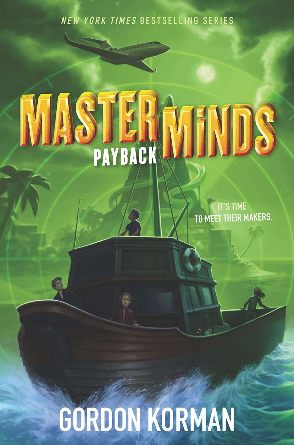 キャンベラメロディー私たちのMasterminds: Payback (English Edition)