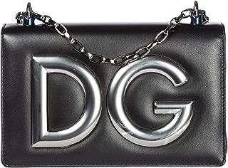 Dolce&Gabbana women dg girls shoulder bag nero