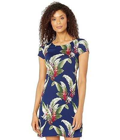 Tommy Bahama Tropic Wonder Short Sleeve Short Dress Women
