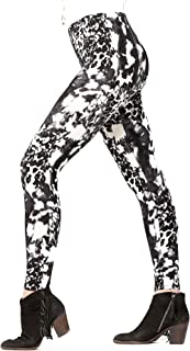 Conceited Premium Ultra Soft High Waisted Leggings for Women - Regular and Plus Size - Many Colors and Prints