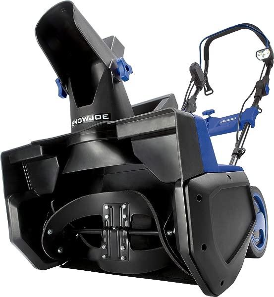 雪乔 SJ625E 电动单级抛雪机 21 英寸 15 Am p 电机