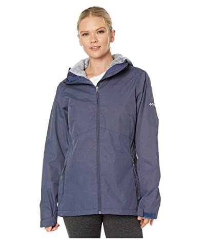 Columbia Rainie Fallstm Jacket (Nocturnal/Astral) Women