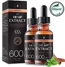 hemp oil 600