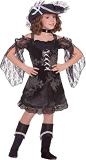 Forum Novelties Little Designer Collection Swashbuckler Sweetie Pirate Child Costume, Large