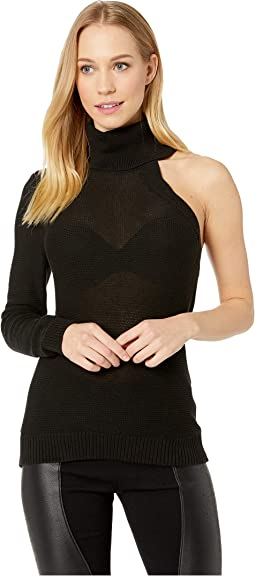 One Shoulder Pullover