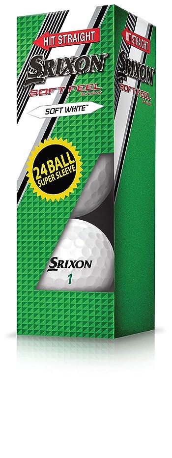 Srixon Soft Feel 24-Pack SuperSleeve