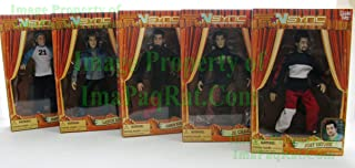 NSYNC COLLECTIBLE (5) MARIONETTE DOLLS w/STANDS 2001 by Living Toyz by Living Toyz