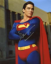 Dean Cain Signed / Autographed 8x10 Glossy Photo. Includes Fanexpo Certificate of Authenticity and Proof of signing. Entertainment Autograph Original. Superman Clark Kent