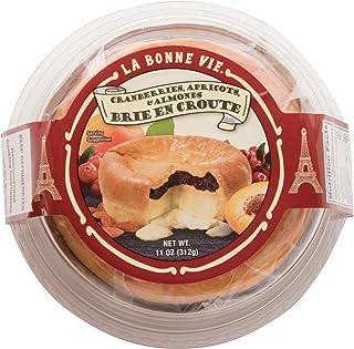 La Bonne Vie Brie en Croute with Cranberries, 11 oz