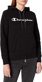 Champion Legacy Classic Logo Sweatshirt à Capuche Femme