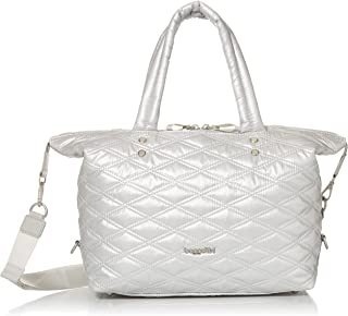 Baggallini Quilted Convertible Shopper