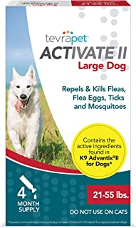 flea & tick medication for dogs