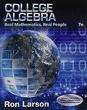 Best college algebra real mathematics Reviews