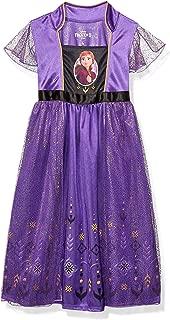 Disney Girls' Frozen 2 Anna Fantasy Gown