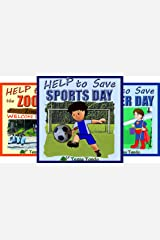 Help to Save (3 Book Series) Kindle Ausgabe