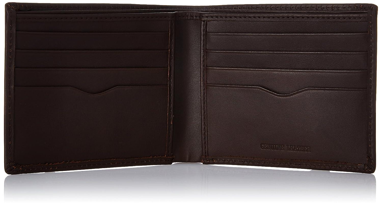 TITAN Brown Leather Men's Wallet  TW184LM1BR  Wallets