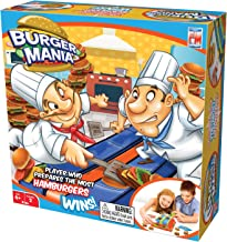 Fotorama Burger Mania Game Fast Pace Build a Burger Conveyor Fast Food Time Game Thrill Competition