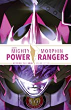 Mighty Morphin Power Rangers Beyond the Grid Deluxe Ed. PDF