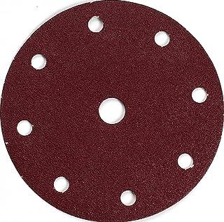 Disco de laminas 115 curvo de aluminio ceramico grano 120 con cuerpo de fibra de vidrio Makita D-28329