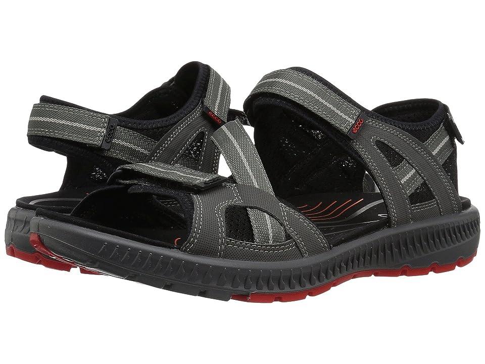 ECCO Sport Terra 3S Sandal (Dark Shadow) Men