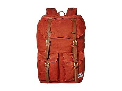 Herschel Supply Co. Buckingham (Picante Crosshatch/Tan) Backpack Bags