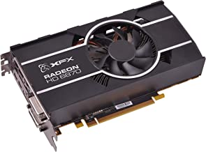 XFX AMD Radeon HD 6870  3D-Ready Graphics Card (HD-687A-ZHFC)