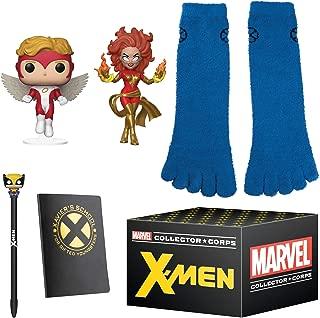 Funko Marvel Collector Corps Box, X-Men Theme