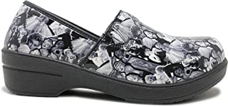 Marilyn Monroe Professional Nursing Clogs with Memory Foam Insoles and Slip-Resistant Bottoms, and Sizes