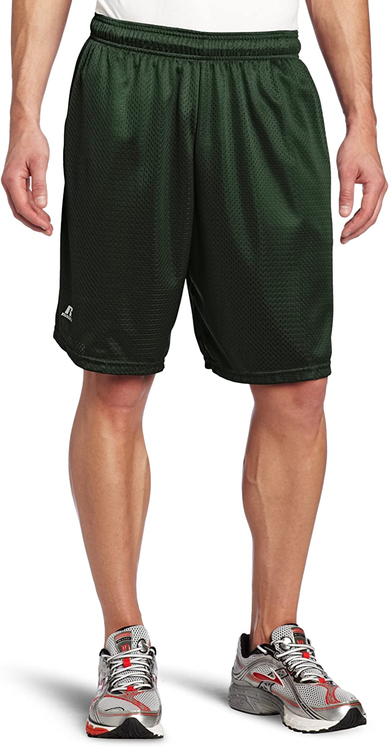 Russell Athletic Men's 2021 Mesh with Short Free shipping New Pockets