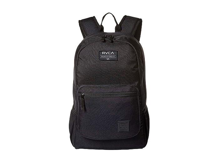 RVCA Estate Backpack (Black) Backpack Bags