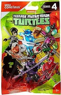 Mega Construx Teenage Mutant Ninja Turtles Series 4 Blind Bag Mini Figure