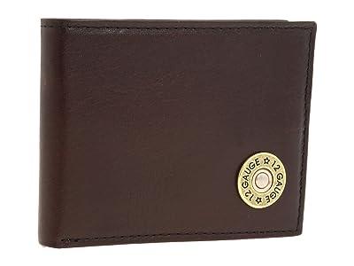 M&F Western Nocona Bullet Bi-Fold Wallet (Brown) Bi-fold Wallet