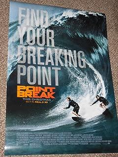 point break movie poster original