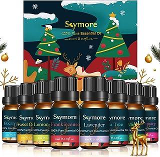 Skymore Huiles Essentielles,Huile essentielle parfumée,Pure et Naturelle Huile Essentielle ,Essential Oil,Aromathérapie Hu...