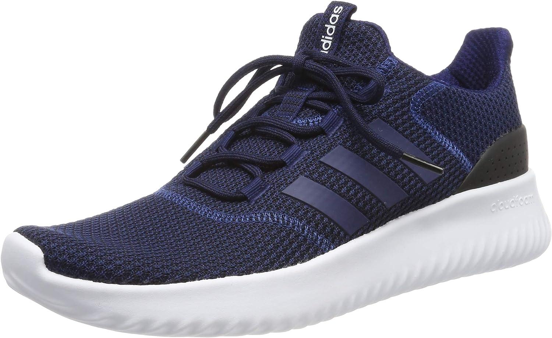 Adidas Herren Cloudfoam Ultimate Fitnessschuhe, Blau (Azuosc Negbás 000), 42 2 3 EU