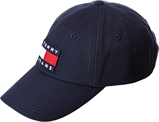 Tommy Hilfiger Men's TJM Heritage Flag Cap, Blue, One size