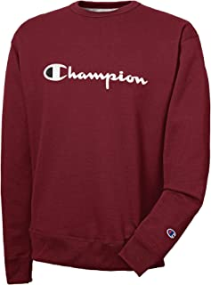Men's Graphic Powerblend Fleece Crew