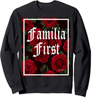 FAMILIA FIRST RED ROSES T SHIRT Sweatshirt
