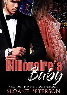 Billionaire's Baby: Contemporary Pregnancy Romance