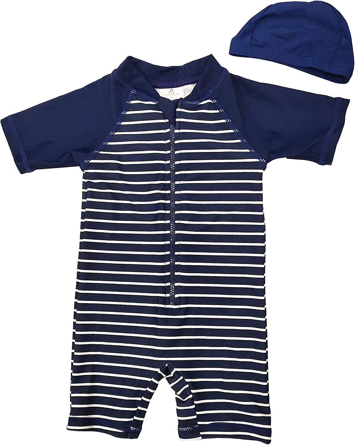 Aschlop Baby Boys S Sunsuit One-P Outstanding UPF50+ Protection Infant Max 88% OFF Sun