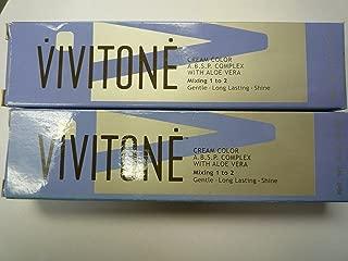 Vivitone Cream Hair Color 8RC LIGHT RED COPPER