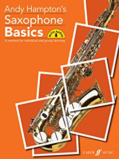Saxophone Basics Pupil's book