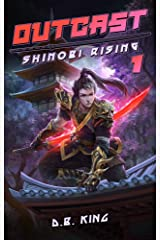 Outcast: A Portal Fantasy Adventure (Shinobi Rising Book 1) Kindle Edition
