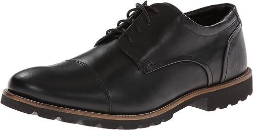 Rockport Men's Channer noir 9 W (EE)