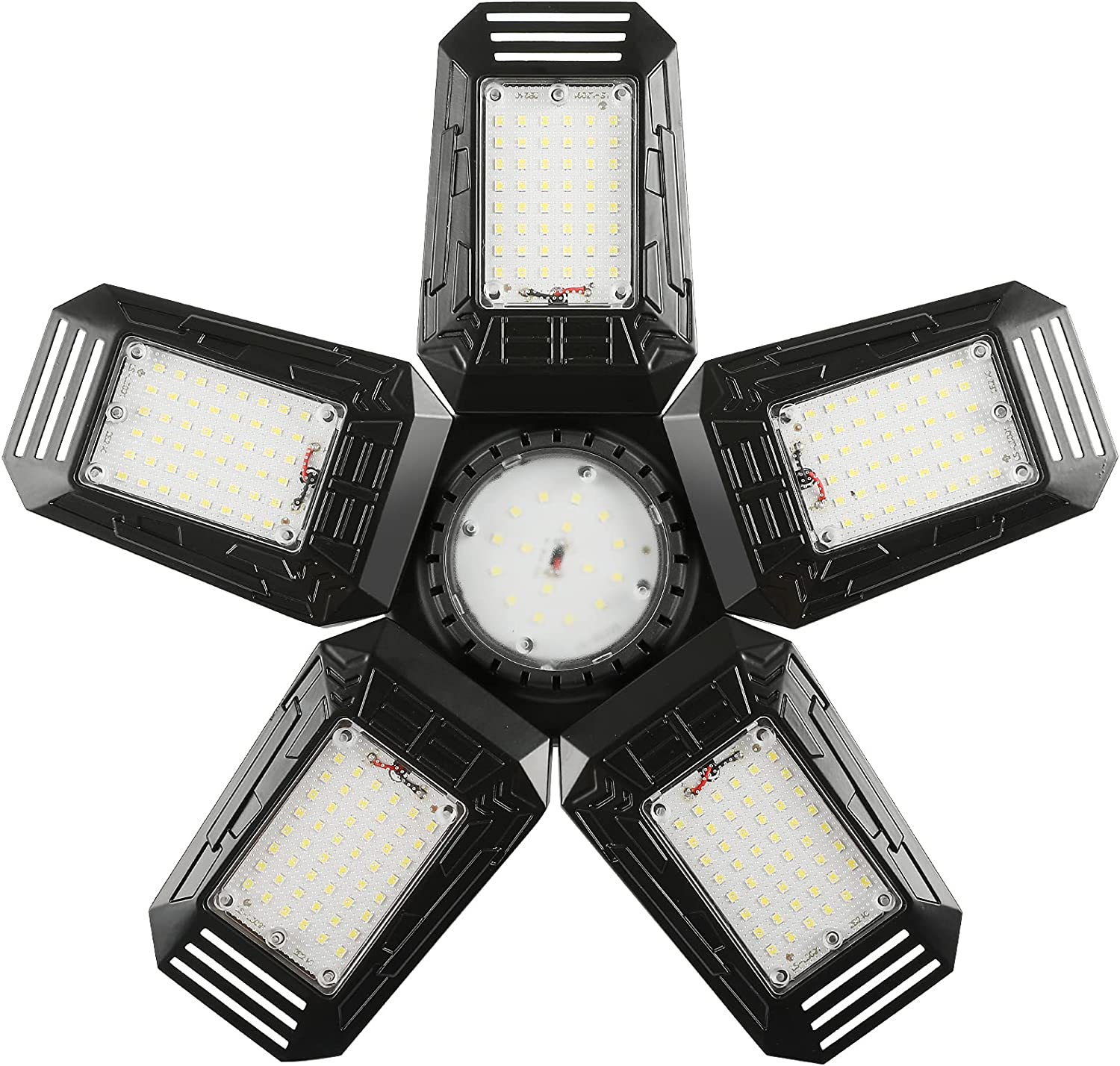 Garage Light 160W LED - 16000LM 6500K Direct stock discount Deformable Shipping included LE