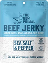 product image for Sea Salt & Pepper 100% Grass-Fed Beef (8 Bags)