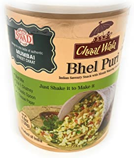 Bhel Puri cup 4.6 oz Chaat Wala Snack by BulkShopMarket