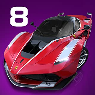 asphalt 8 airborne racing games android