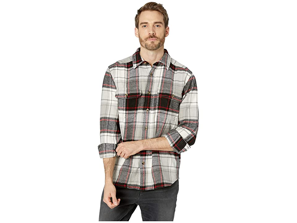 Woolrich Oxbow Bend Classic Flannel Shirt (Eagle Feather) Men
