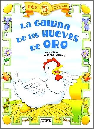 Leo 5 minutos antes de dormir:La gallina de los huevos de oro (Spanish